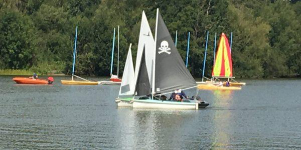 Our Sailing Trip 21/08/2019